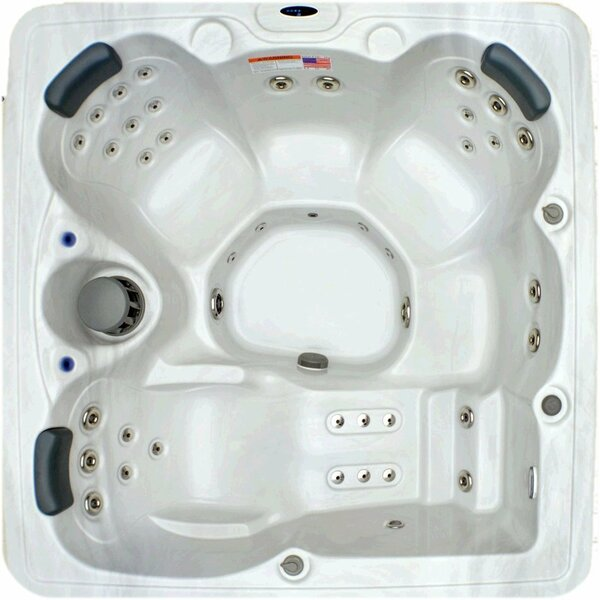 5-Person 51-Jet Spa by Home and Garden Spas