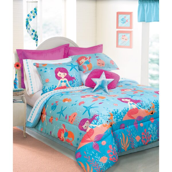 McLaren 2 Piece Comforter Set by Harriet Bee