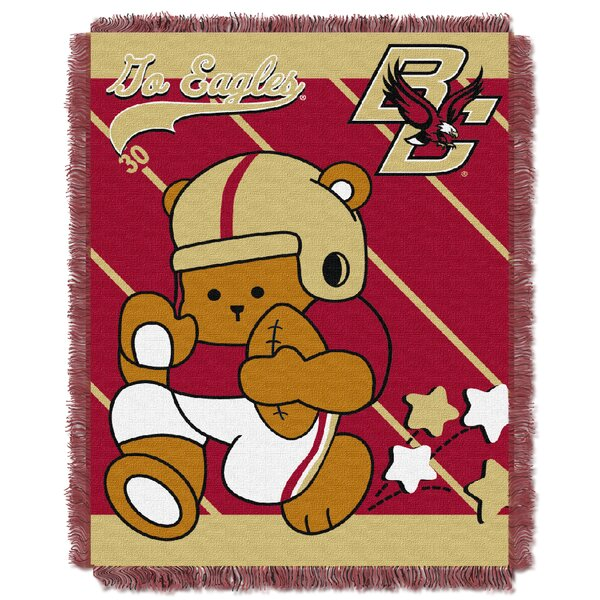 Collegiate Boston College Baby Throw by Northwest Co.