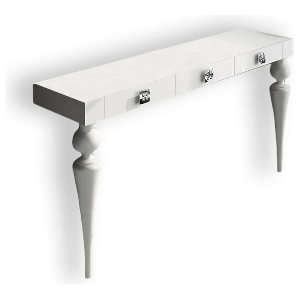 Kondo Console Table By Everly Quinn