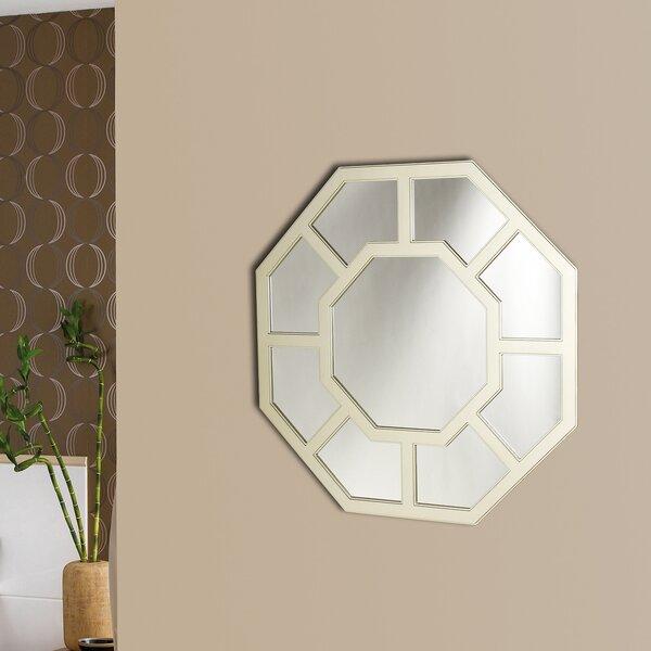 Farrington Gurney Framed Wall Mirror by Charlton Home