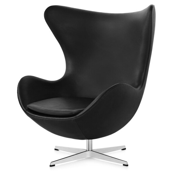 Quarterman Swivel Lounge Chair By Orren Ellis Coupon