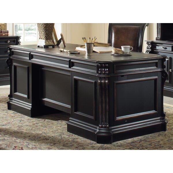 Telluride Wood Executive Desk
