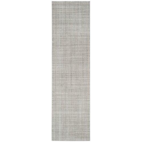 Sandbach Slate Rug Bloomsbury Market Rug Size: Runner 62 x 2