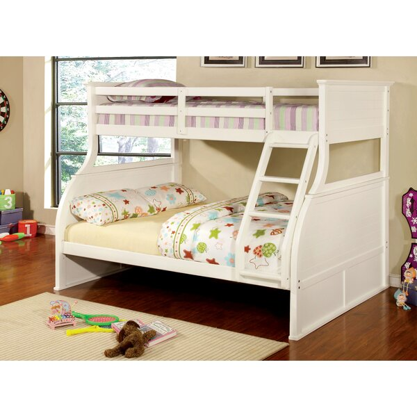 Bethune Twin Over Full Bunk Bed By Harriet Bee