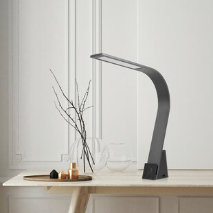 Buy clear Arwen 17 Desk Lamp By Orren Ellis