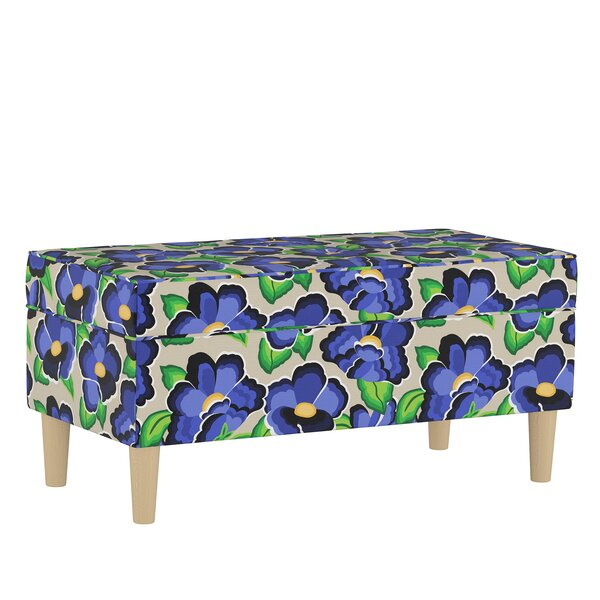 Willingham Wood Storage Bench By Red Barrel Studio
