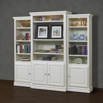 Canora Grey Oversized Set Bookcase Bookcases