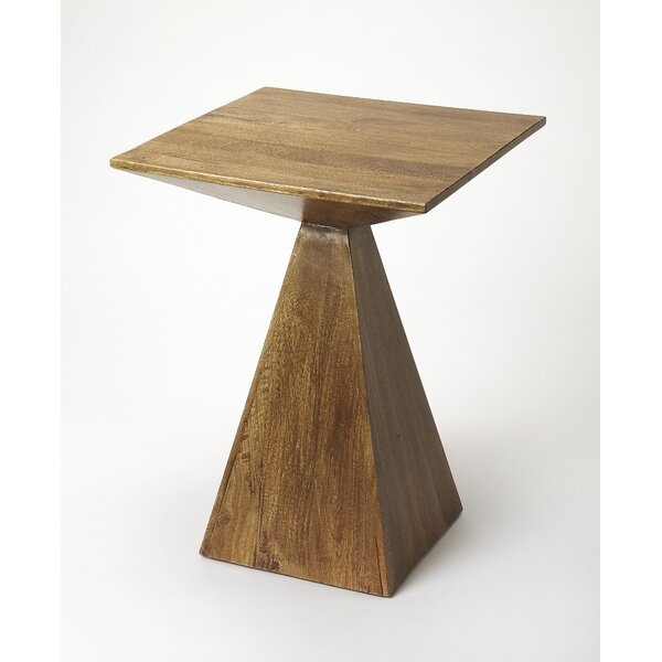 Mccarron End Table by Ivy Bronx