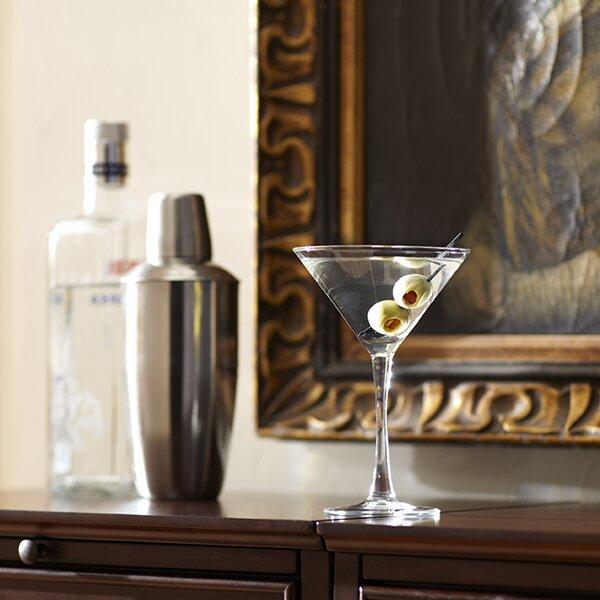 Classic Martini Glasses (Set of 4) by Birch Lane™