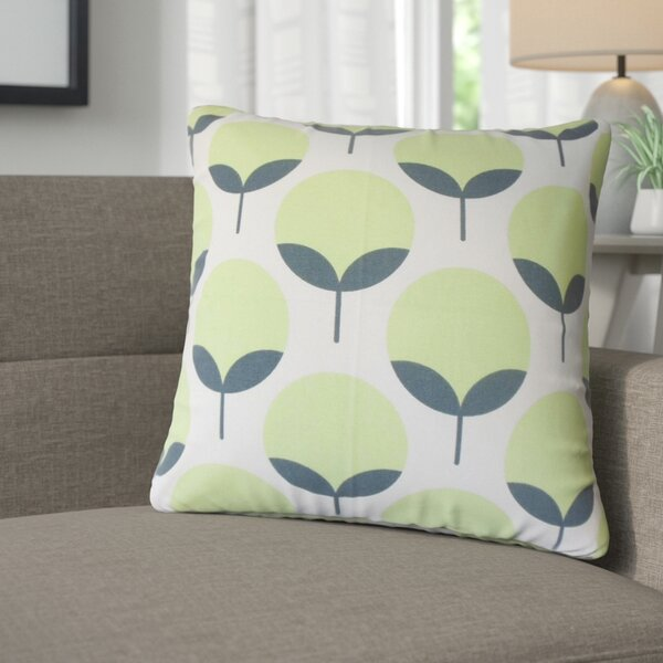 Renata Geometric Cotton Throw Pillow (Set of 2) by Corrigan Studio