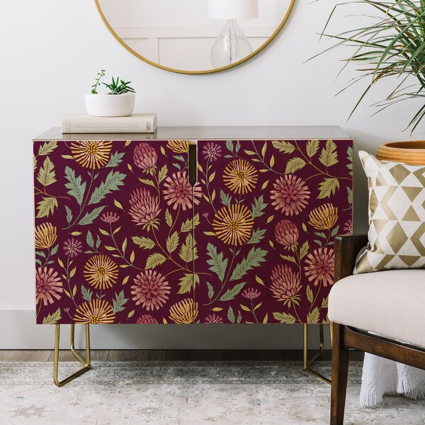 Pimlada Phuapradit Anthea Credenza by East Urban Home East Urban Home