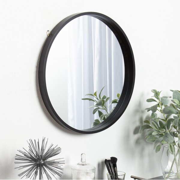 Wegman Accent Wall Mirror by George Oliver