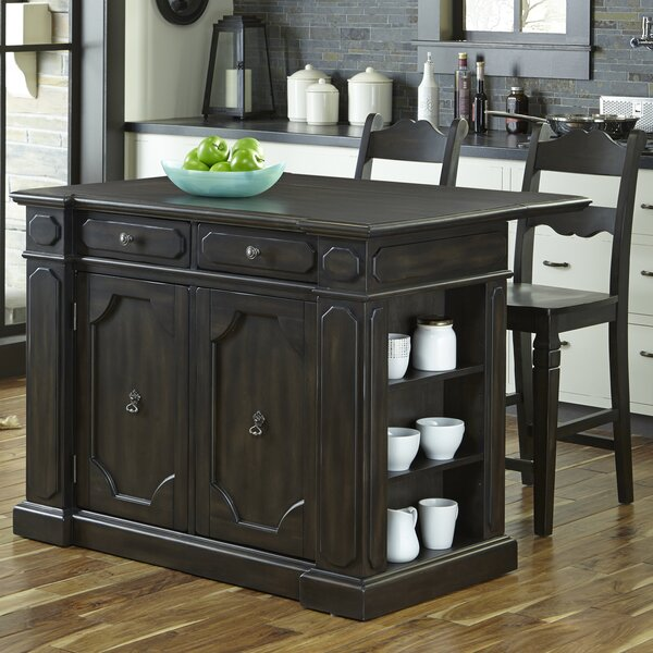 Hacienda Kitchen Island Set by Home Styles