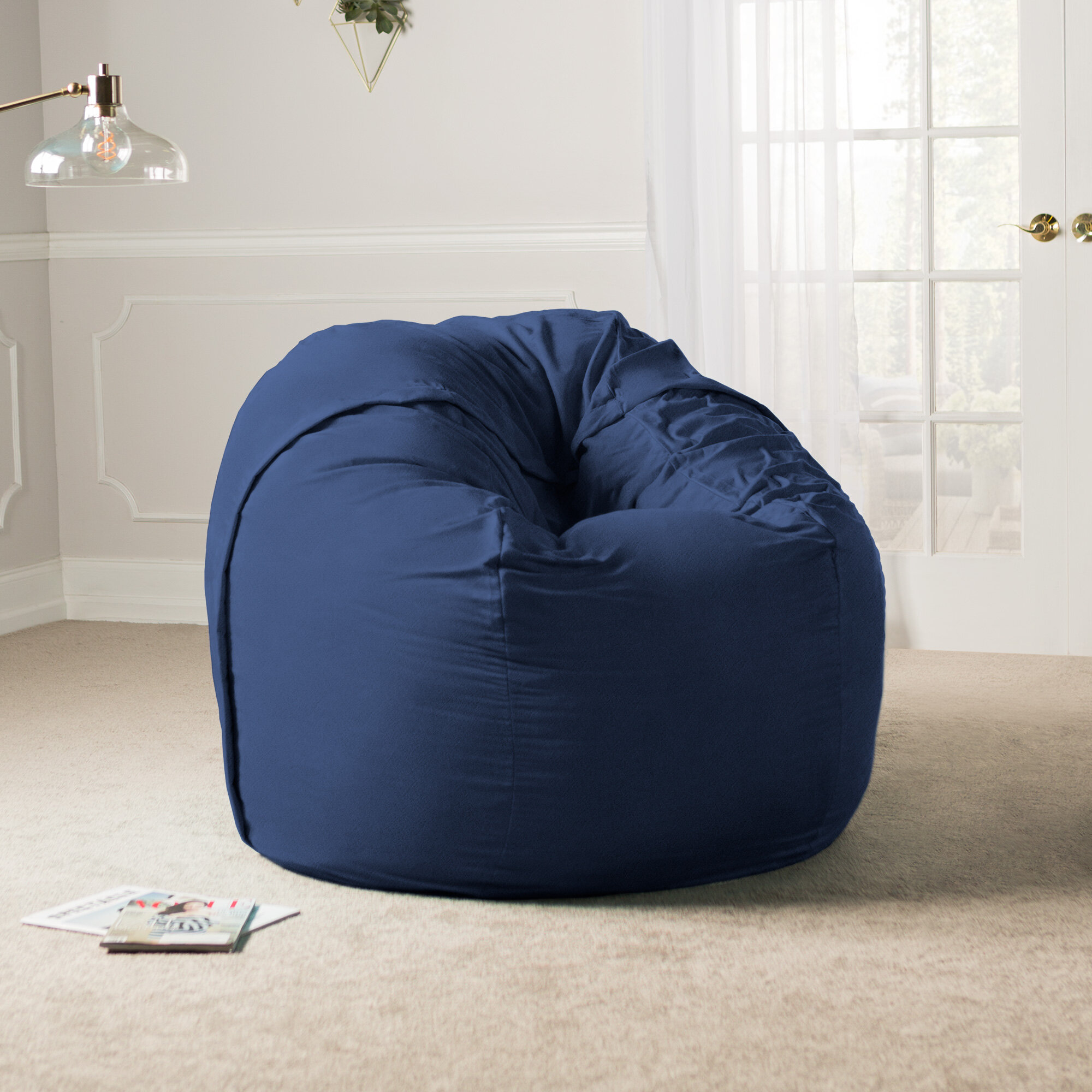 Laude Run Giant Bean Bag Chair
