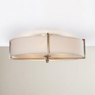Look for Benavidez 6-Light Flush Mount By Brayden Studio
