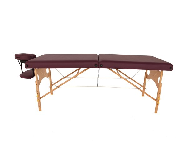 Astoria Massage Table by Ironman Fitness