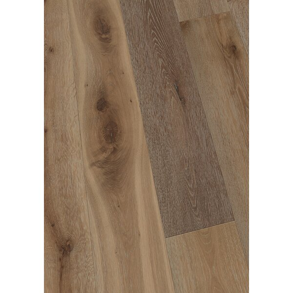 7.5 Engineered Oak Hardwood Flooring in Brushed Centennial by Maritime Hardwood Floors
