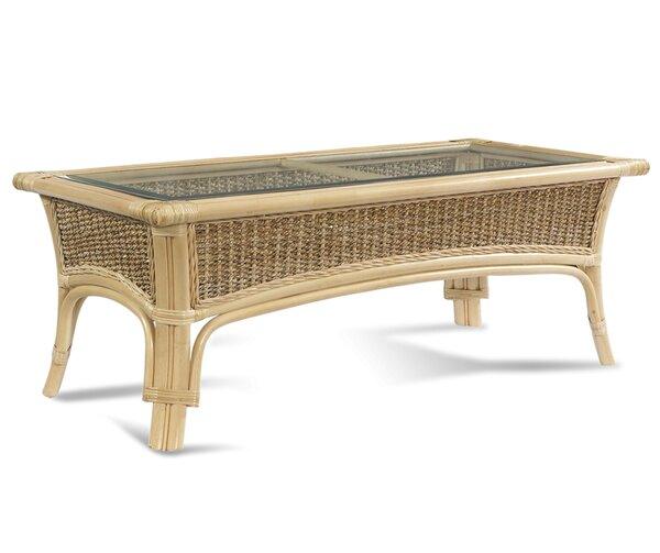 Tropical Breeze Coffee Table By ElanaMar Designs