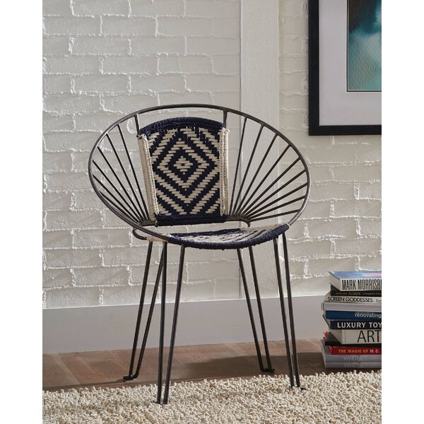 Carper Side Chair (Set of 2) by Bungalow Rose