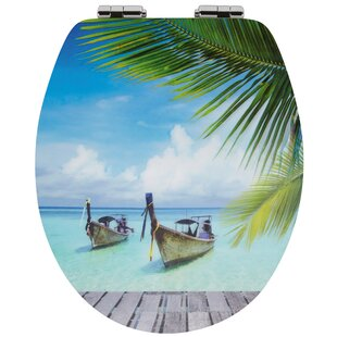 Curacao Round Toilet Seat