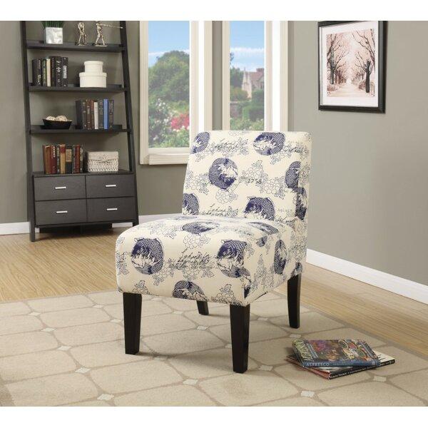 Dubinska Slipper Chair by Ebern Designs