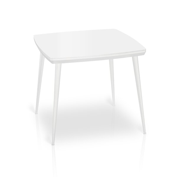Bresso Glass Top Dining Table by MEBLE NOVA