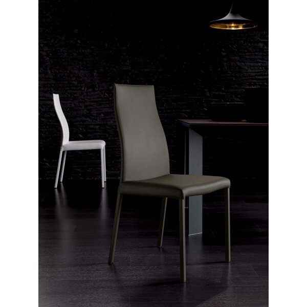 Bali Upholstered Dining Chair by YumanMod