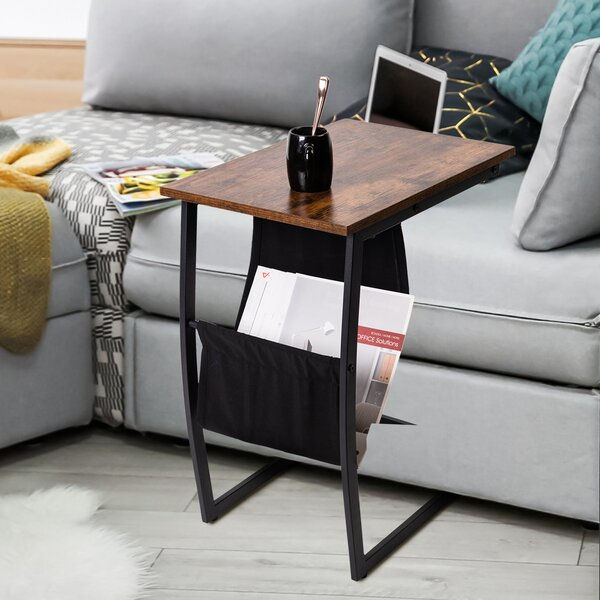 Holladay C Table End Table With Storage By Foundry Select