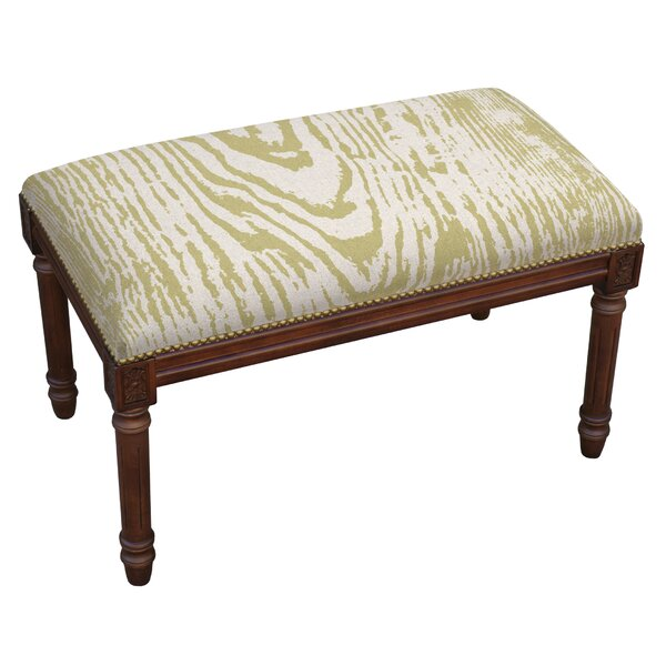 Frey Upholstered Bench By Bungalow Rose Great Reviews
