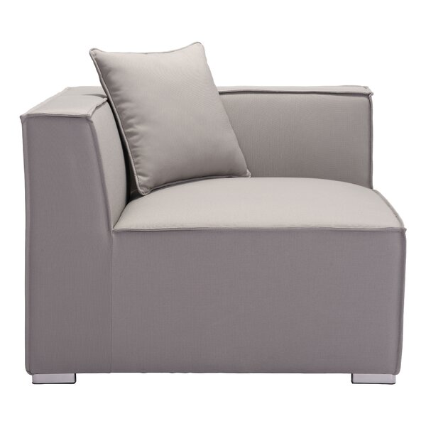 Eklund Patio Chair with Cushion by Brayden Studio