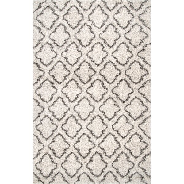 Custer Ivory Area Rug by Ivy Bronx