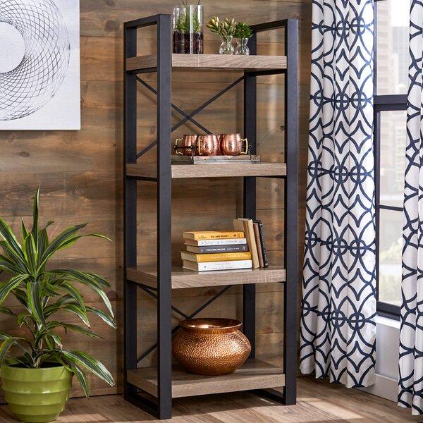 Mcintyre Etagere Bookcase by Mercury Row