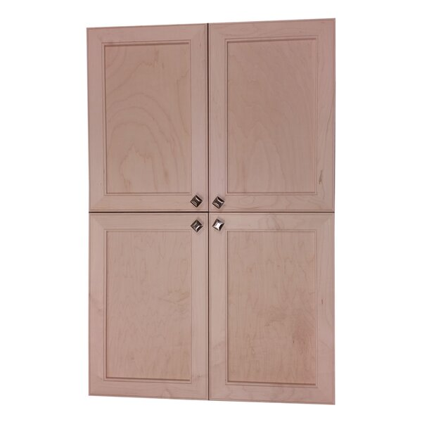 Village 67 Kitchen Pantry by WG Wood Products