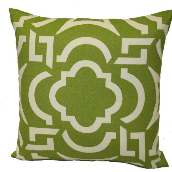 Corbeil Geometric Square 24 Throw Pillow