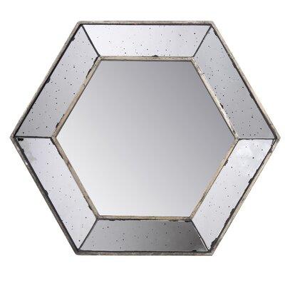 Hexagon Mirror Wayfair
