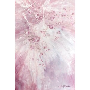 Enchanted Painting Print on Wrapped Canvas by House of Hampton