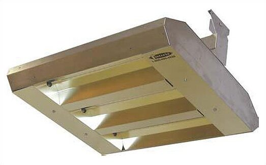 3-Lamp Ceiling Mounted Heater by TPI