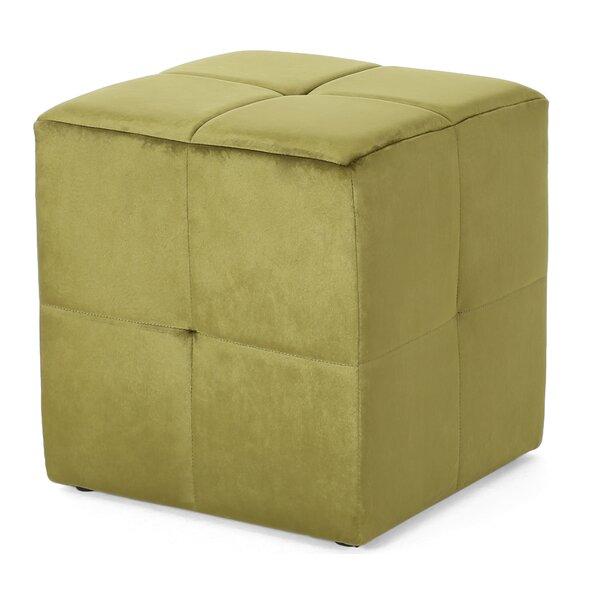 Viera Cube Ottoman by Mercer41