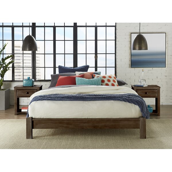 Nagao Platform Configurable Bedroom Set by Union Rustic