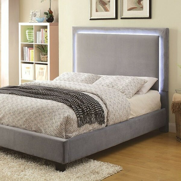 Cheserfo Platform Bed by Ebern Designs