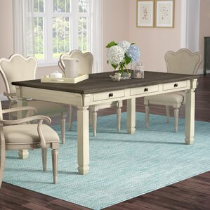 Alsace Dining Table by Lark Manor