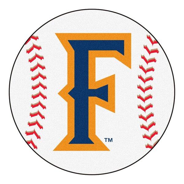 NCAA Cal State - Fullerton Baseball Mat by FANMATS