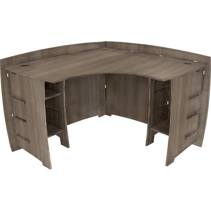 Bon Driftwood Corner Desk