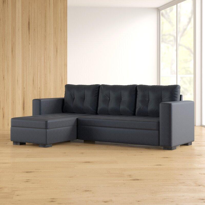 Koa Reversible Corner Sofa Bed