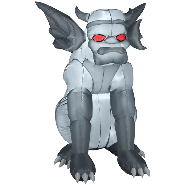 Gargoyle OPP Inflatable by The Holiday Aisle