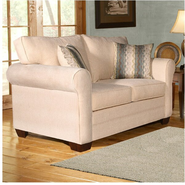 Kampsville Loveseat By Darby Home Co