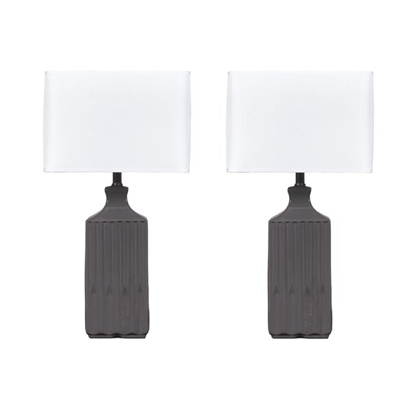 Patience Table and Floor Lamp Set (Set of 2) by Signature Design by Ashley