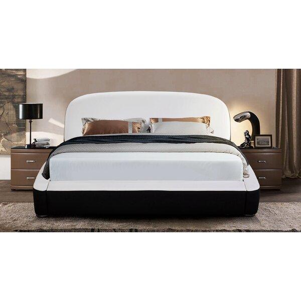 Correia Upholstered Platform Bed by Orren Ellis