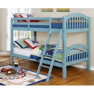 Bargain Susie Twin over Twin Bunk Bed ByViv + Rae
